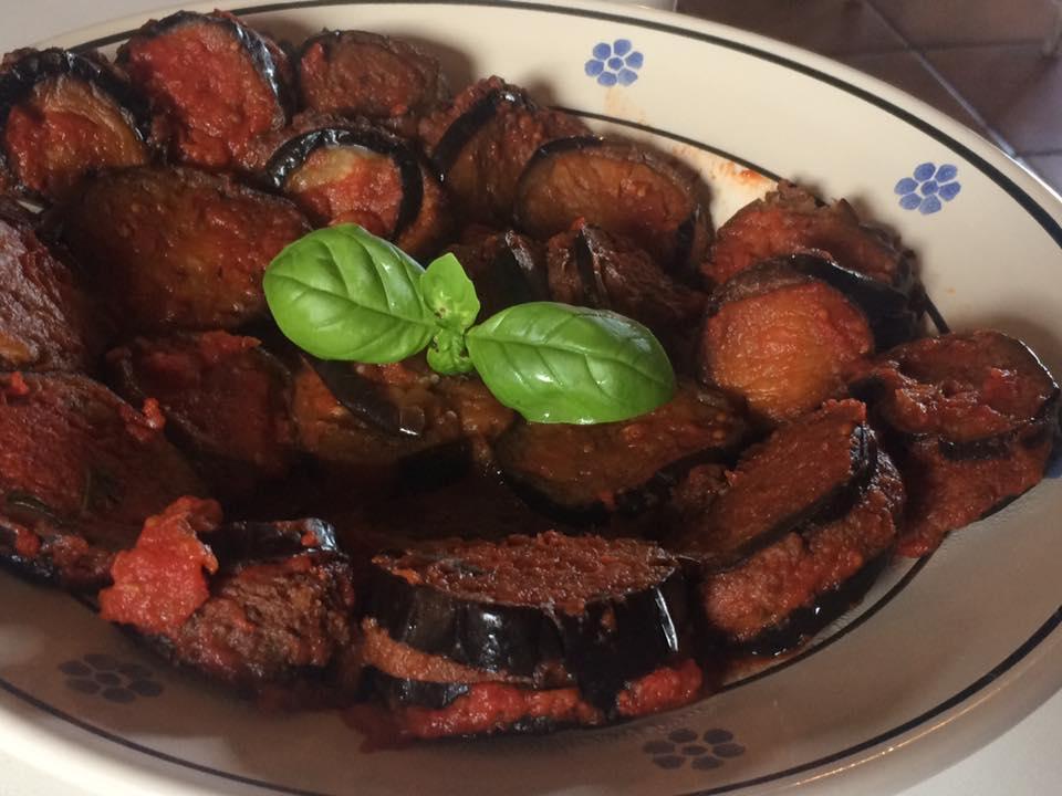 Don Titino, melanzane cilentane