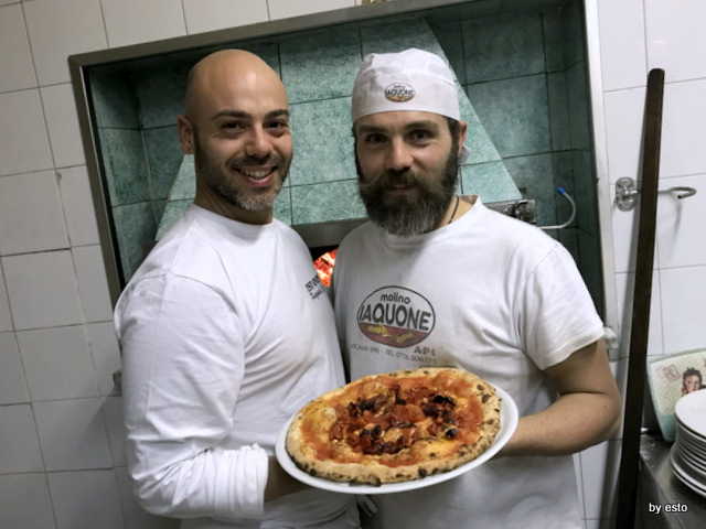 Est Ovest Pasquale e Luigi Serra