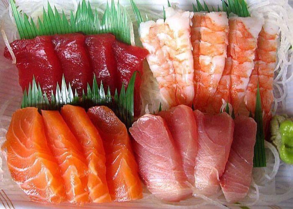 Viva Il Sashimi