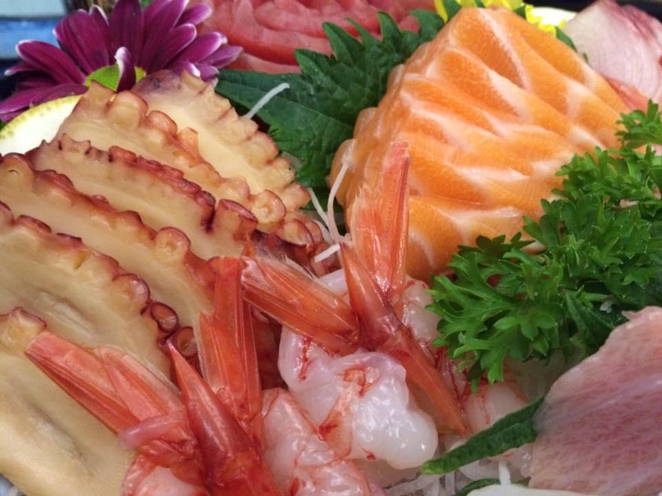 Il Sashimi Misto Tradizionale