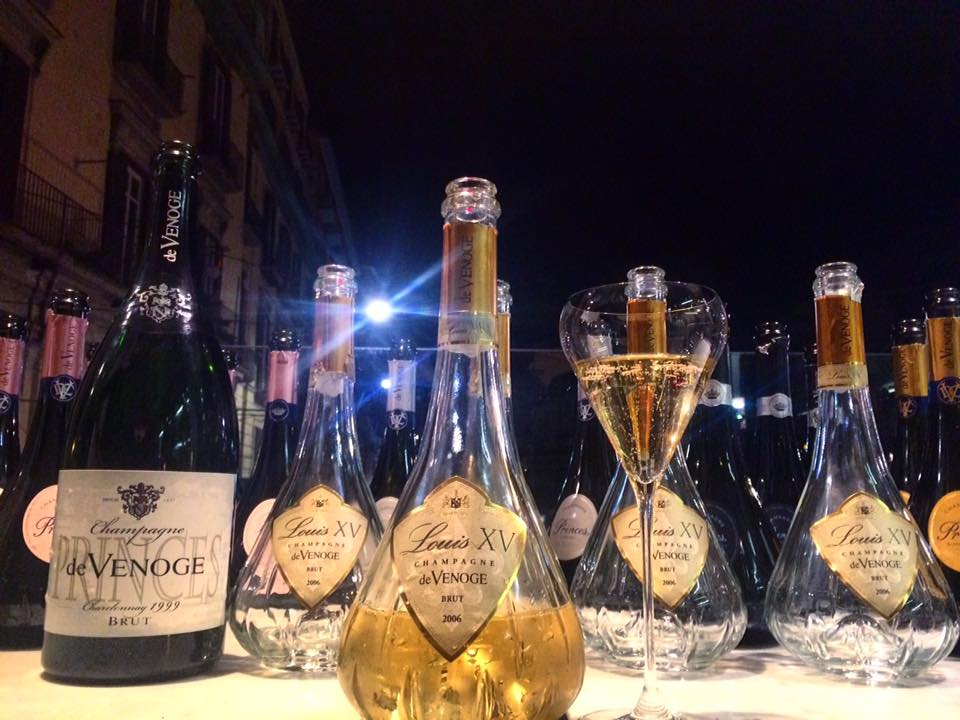 Champagne De Venoge Louis XV 2006
