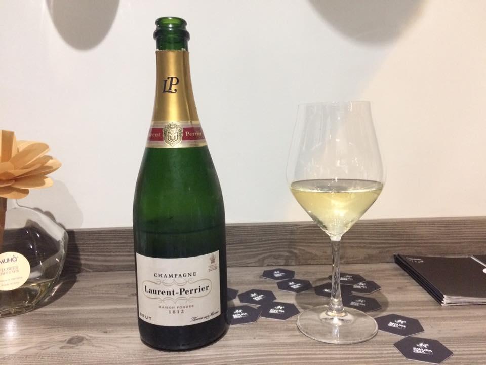 Champagne, Laurent Perrier Brut