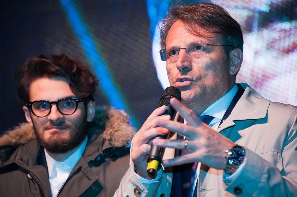 Fernando e Maurizio Zecca