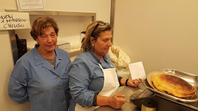 Forno Boccione - Vilma e Sandra