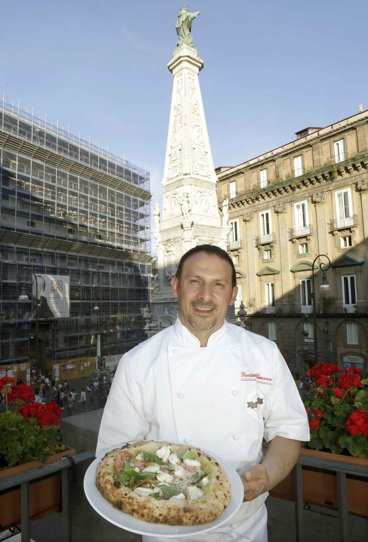 Gaetano Genovesi - Pizzeria Gaetano Genovesi di Napoli
