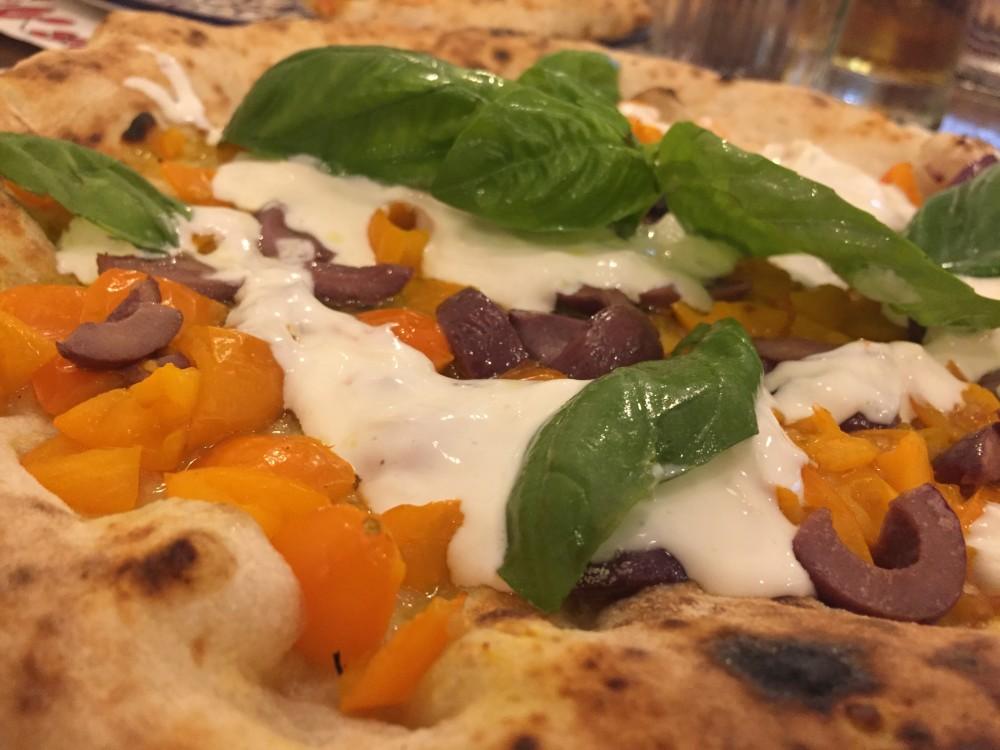 Pizzium, pizza pugliese
