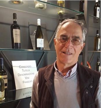 Il presidente Paolo Stramacci