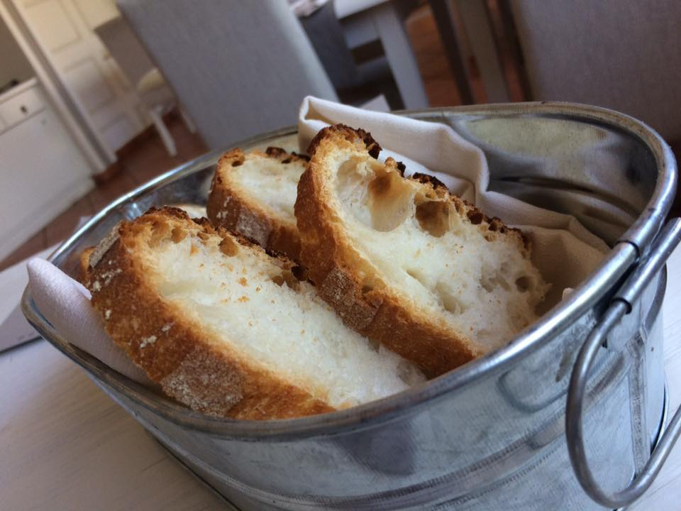 Incannucciata, il pane
