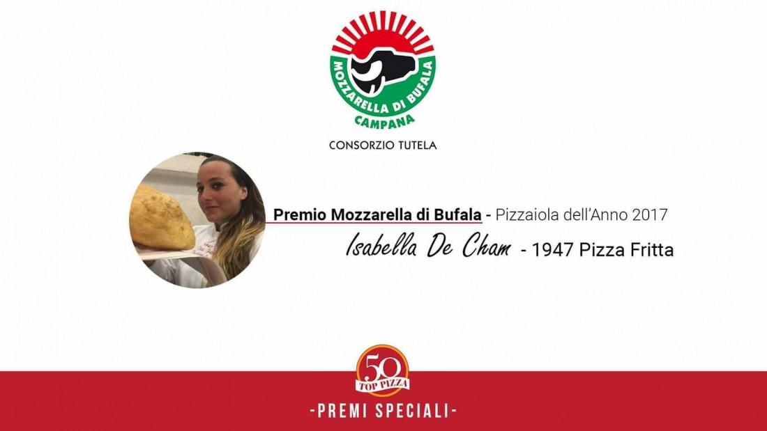 Premio a Isabella De Cham