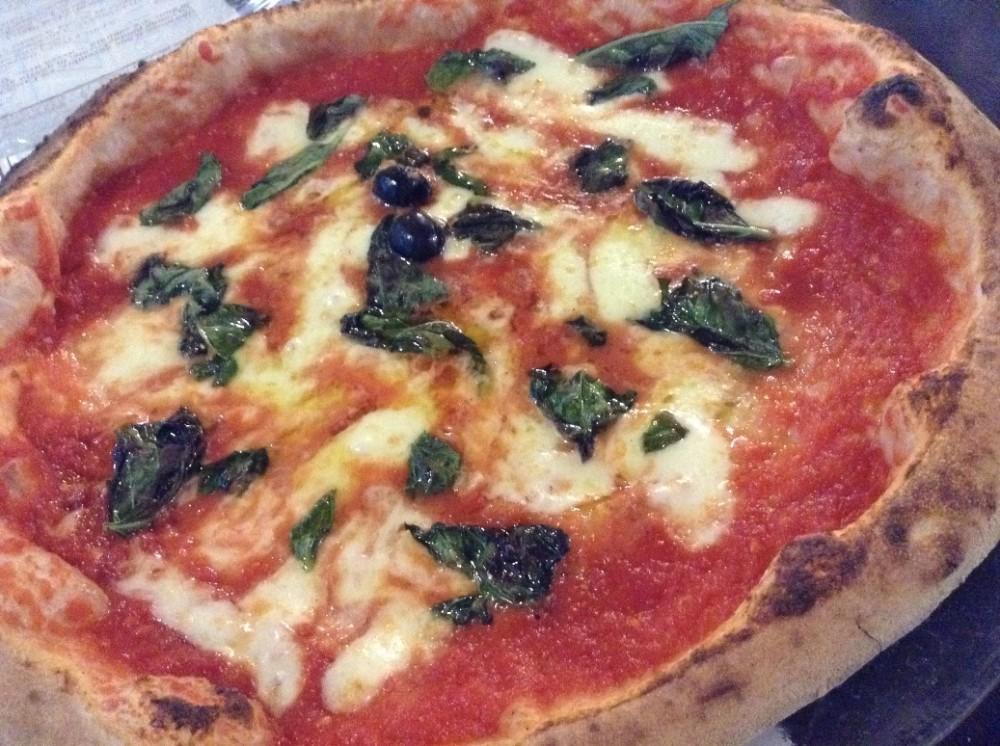 La Terrazza, pizza