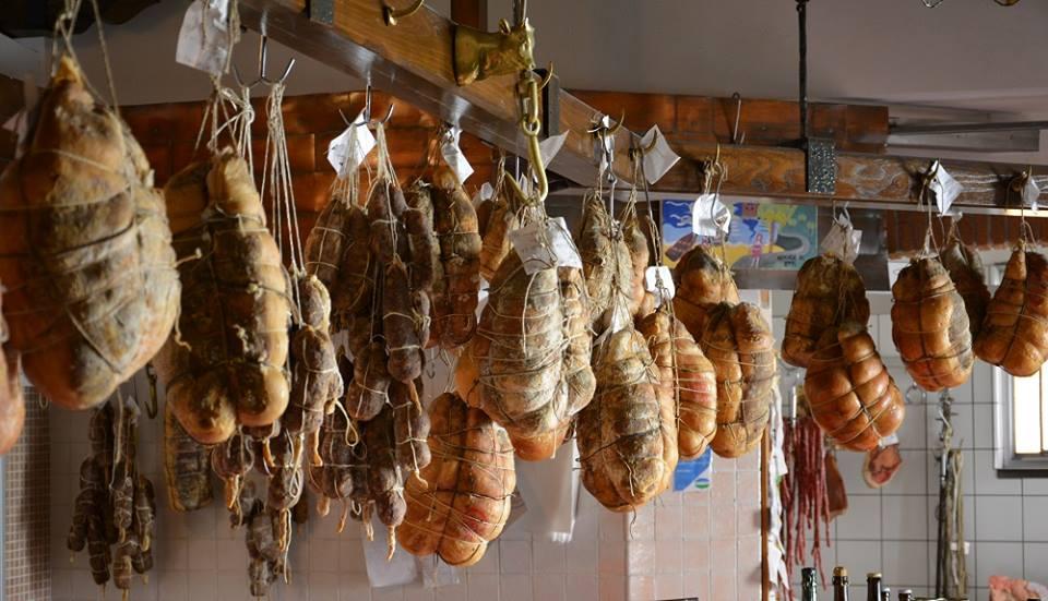 Macelleria Centro Storico Calabrese - culatelli e salami