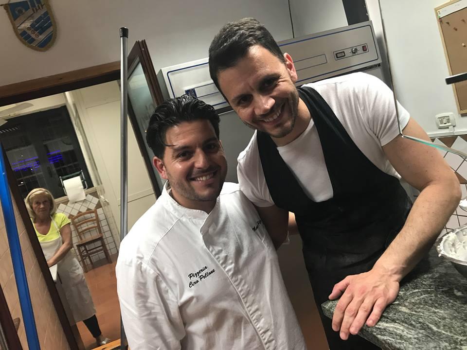 Marco e Antonio Pellone