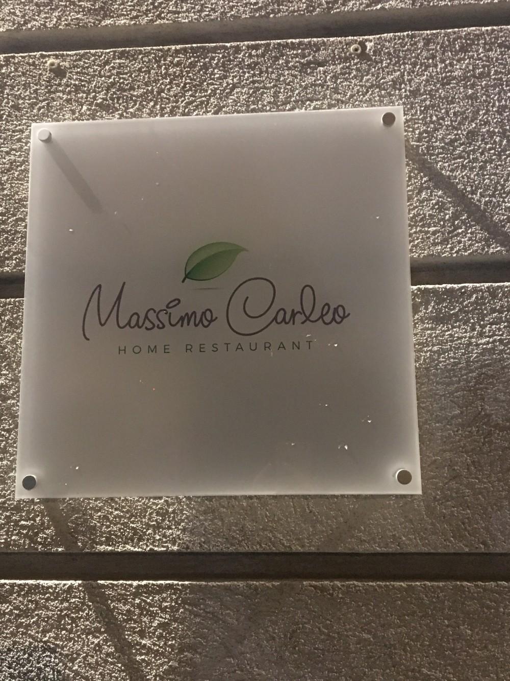Massimo Carleo, l'entrata