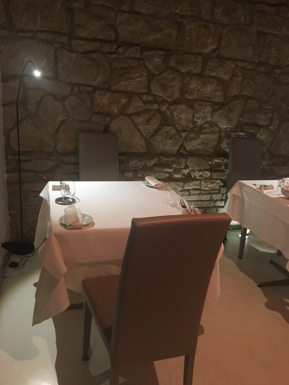 Massimo Carleo, un angolo della sala