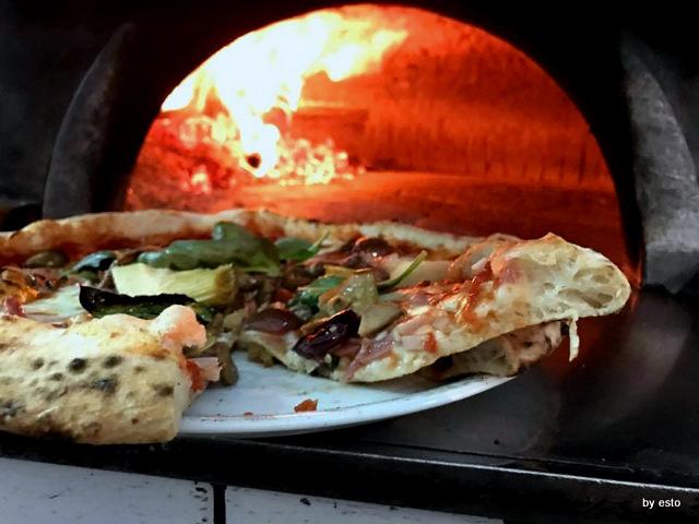 Napul'è  Maurizio Iannicelli la capricciosa struttura pizza