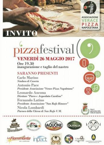 Pizza Fest a San Rufo