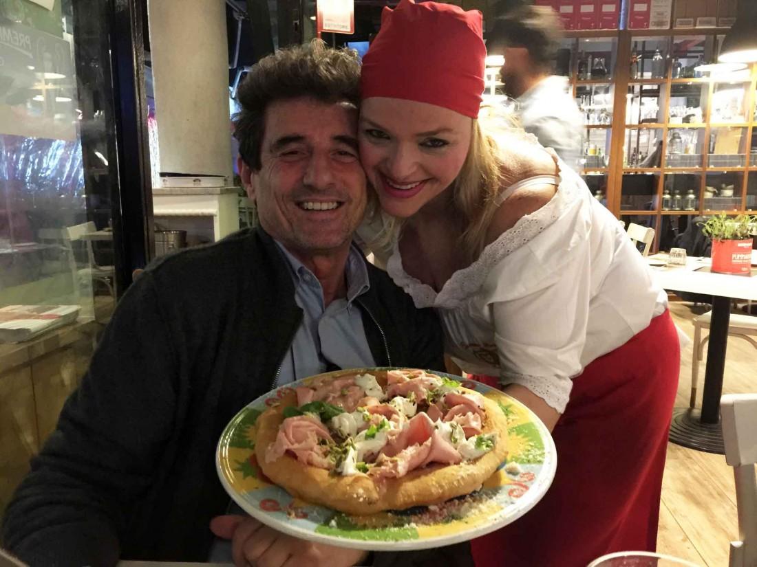 Bernardo Iovene e Teresa Iorio (Foto Scatti di Gusto)
