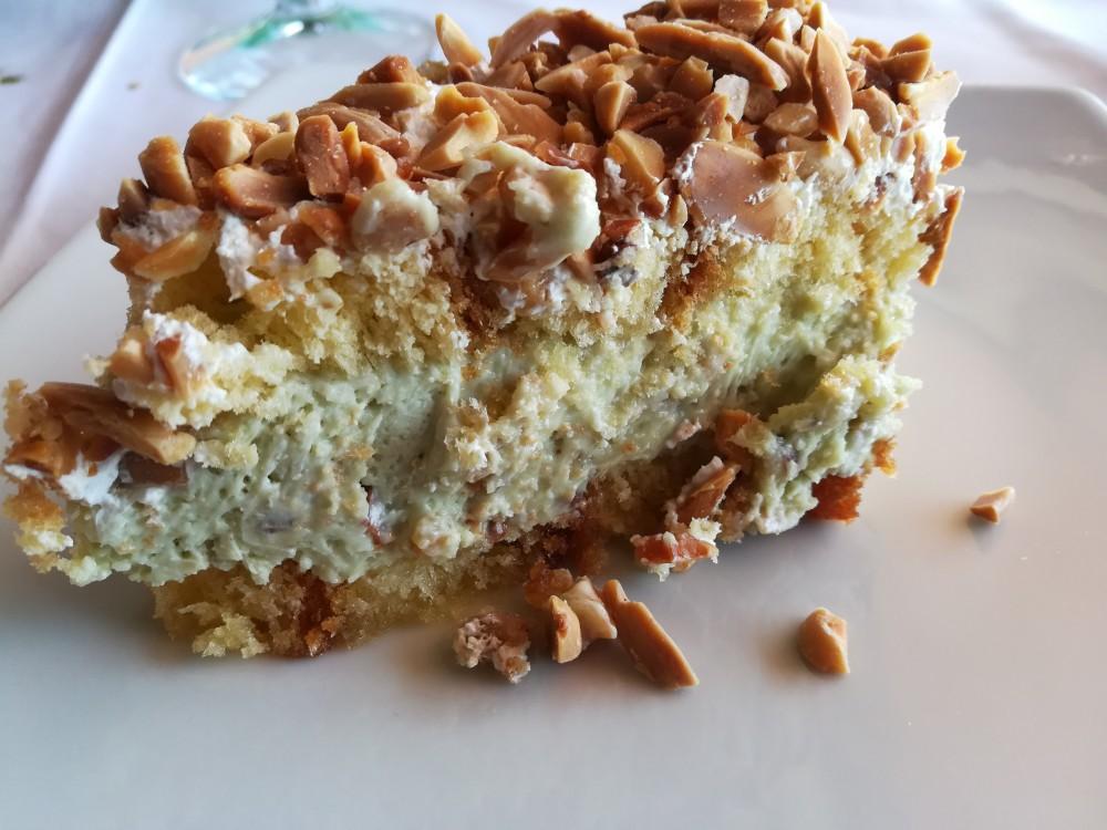 Ristorante del Borgo - Torta al pistacchio