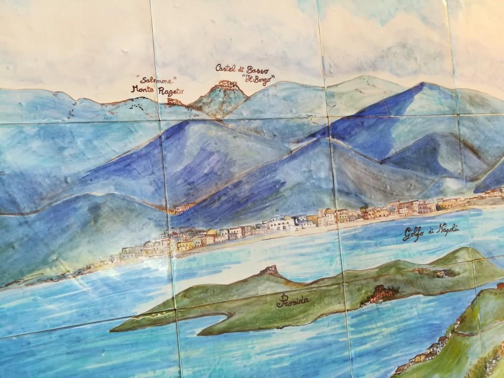 Ristorante del Borgo - raffigurazione geografica