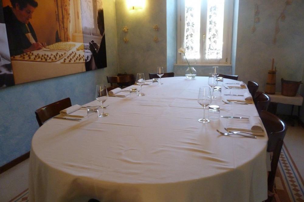 Trattoria Visconti, il nostro tavolo conviviale