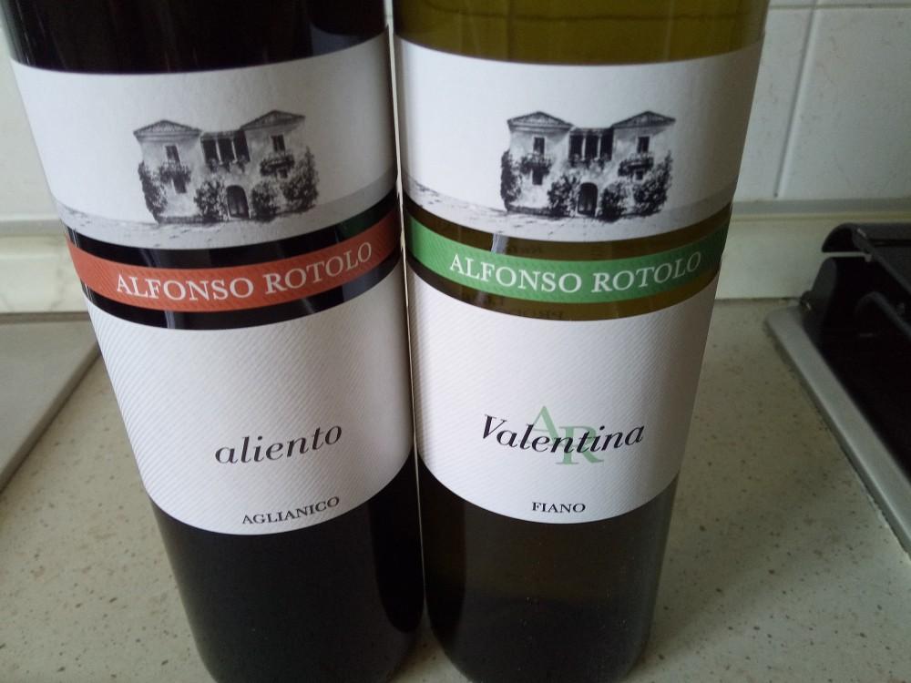 Vini di Alfonso Rotolo