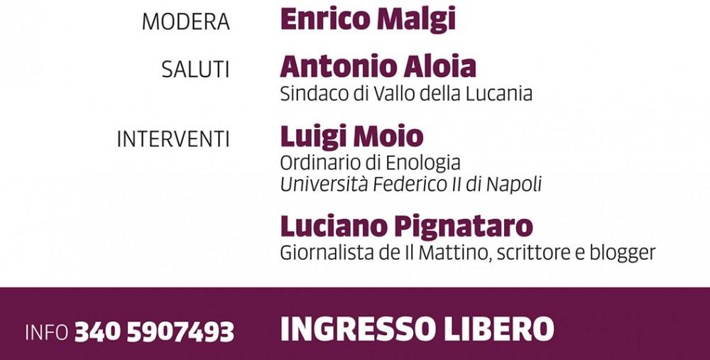 Presentazione dei volumi di Pignataro e di Moio a Vallo 06.06.2017