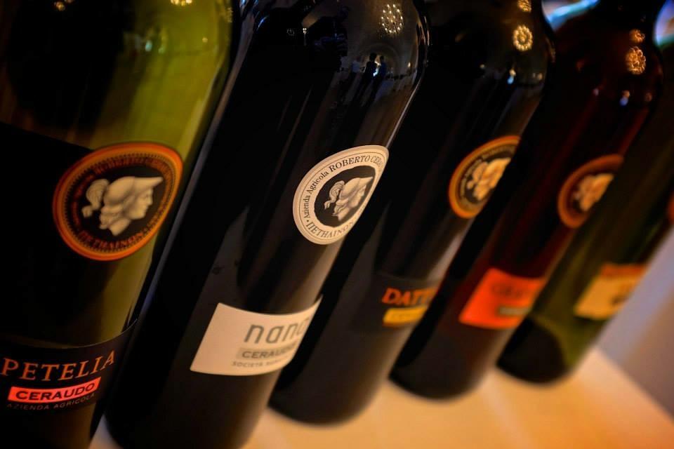 Azienda agricola Roberto Ceraudo, i vini