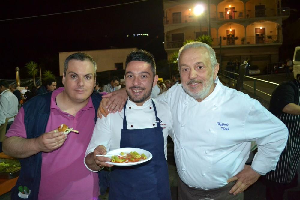 Marco Contursi, Salvatore Avallone, Raffaele Vitale