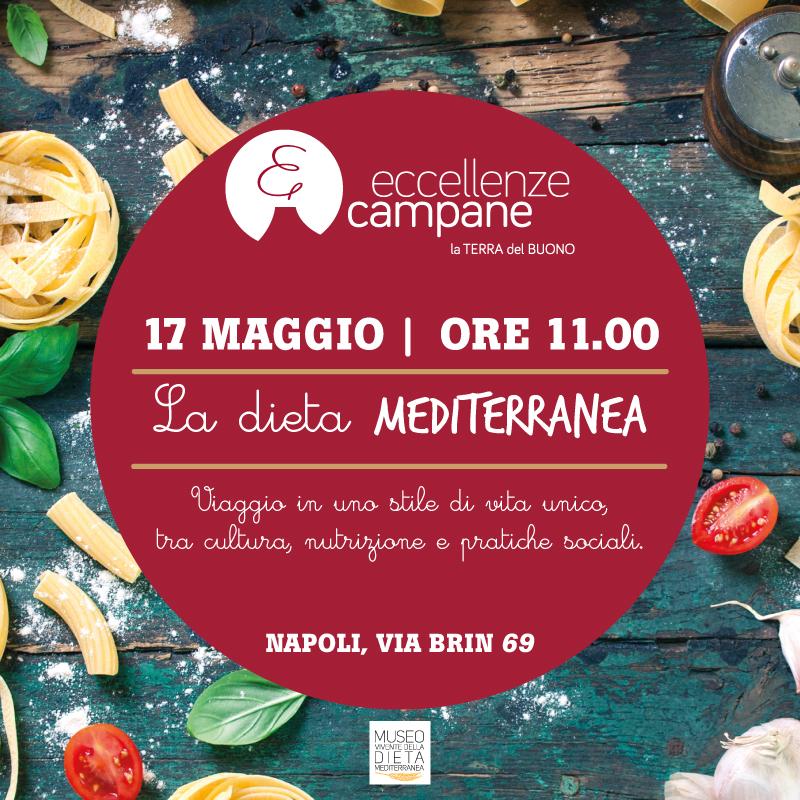Eccellenze Campane presenta la dieta mediterranea