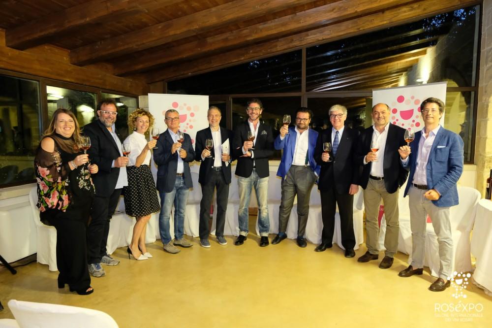 8 giugno 2017 Salone Internazionale dei vini rosati