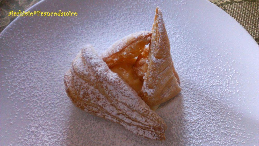 Locanda De Foris – sfoglia calda con crema pasticciera