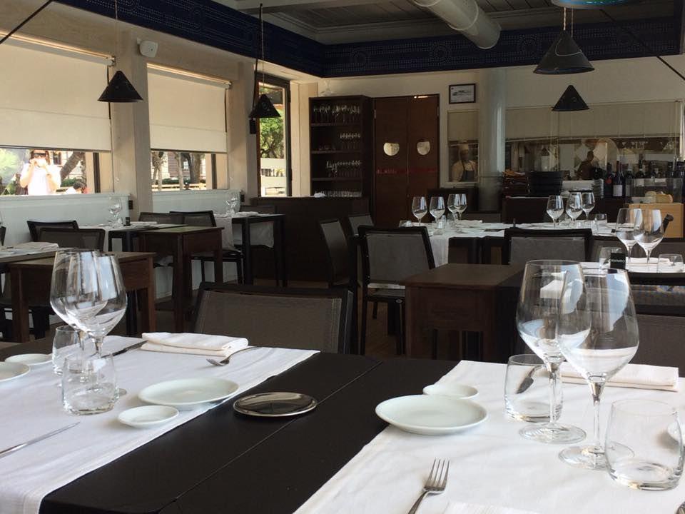 DUBL ristorante, la sala