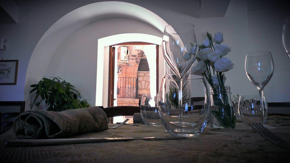 Locanda De Foris – parte della sala interna