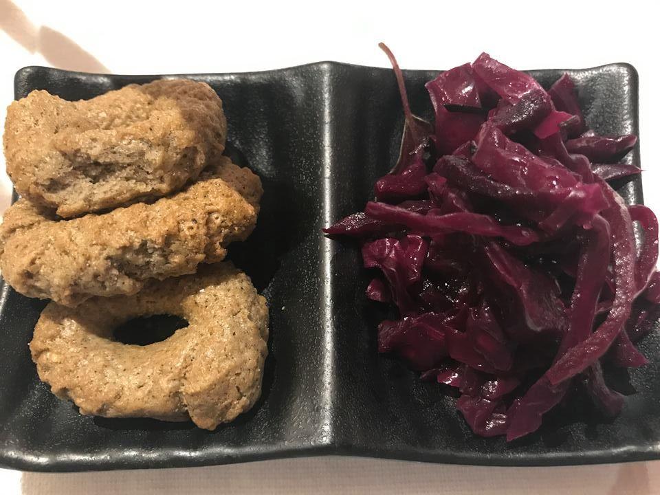 Le Giare, taralli e rape fermentate