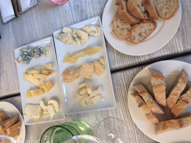 Palatino Bistrot - Plateau di formaggi francesi e italiani