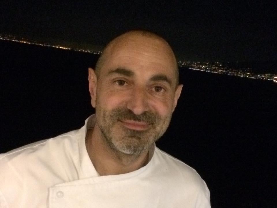 L'Accanto, lo chef Mimmo De Simone