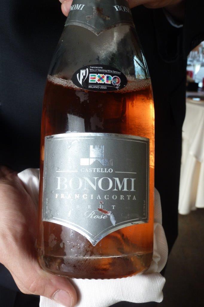 Al Vigneto, Rose' Castello Bonomi