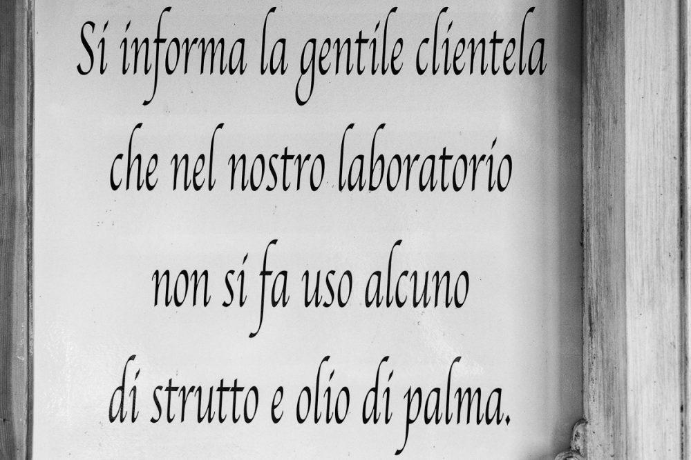 Antico Mulino Pandolfo - Filosofia