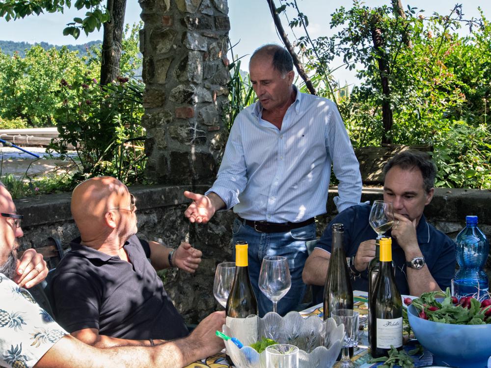 Azienda Agricola Pascale Francesca -Discussioni sul mondo del vino