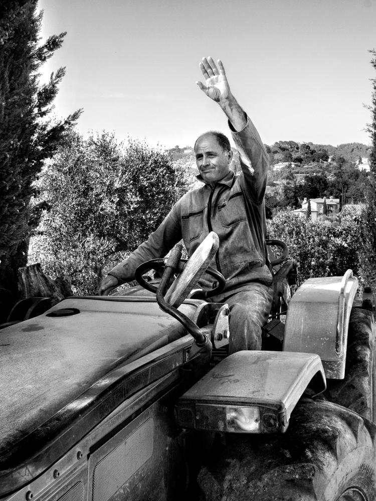 Azienda Agricola Pascale Francesca - Il saluto del contadino