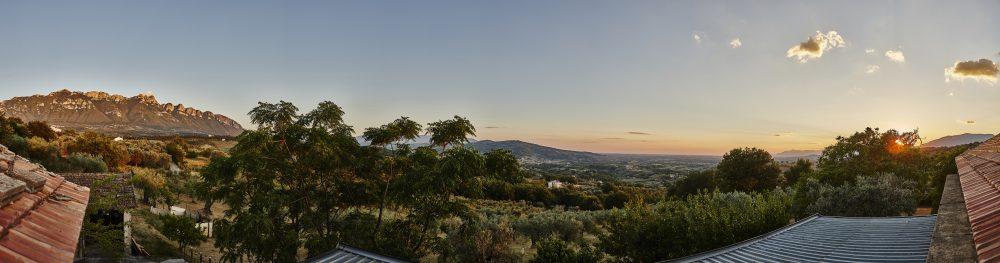 Azienda agricola Madonna dell'Olivo - Panoramica