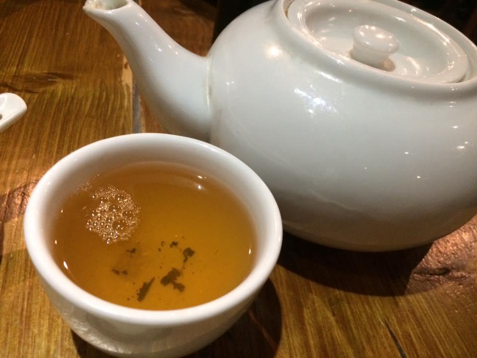 Beijing Dumpling, Chinese Tea