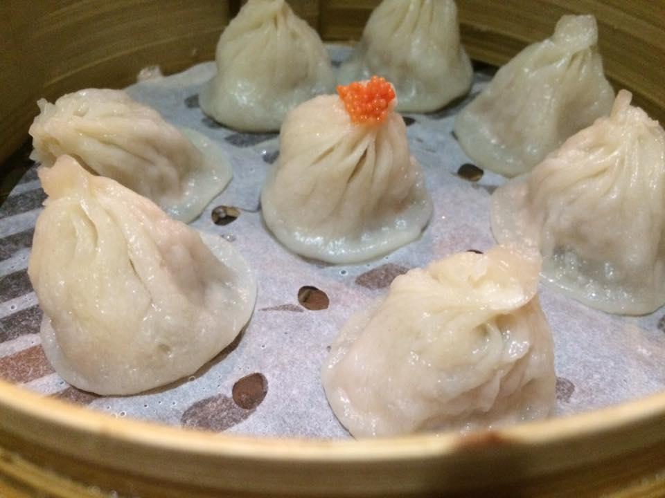 Beijing Dumpling, con granchio e carne