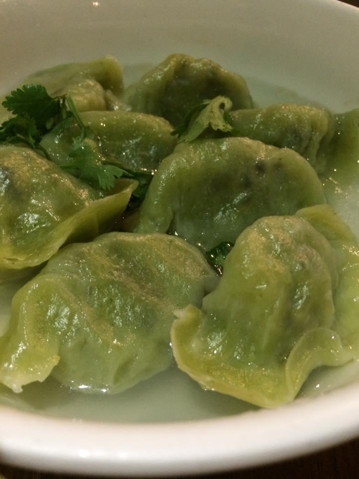 Beijing Dumpling, con verdure