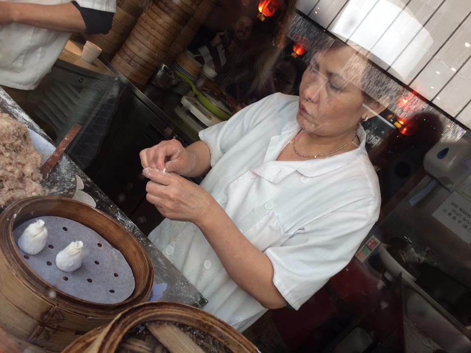 Beijing Dumpling, ravioli cinesi in diretta