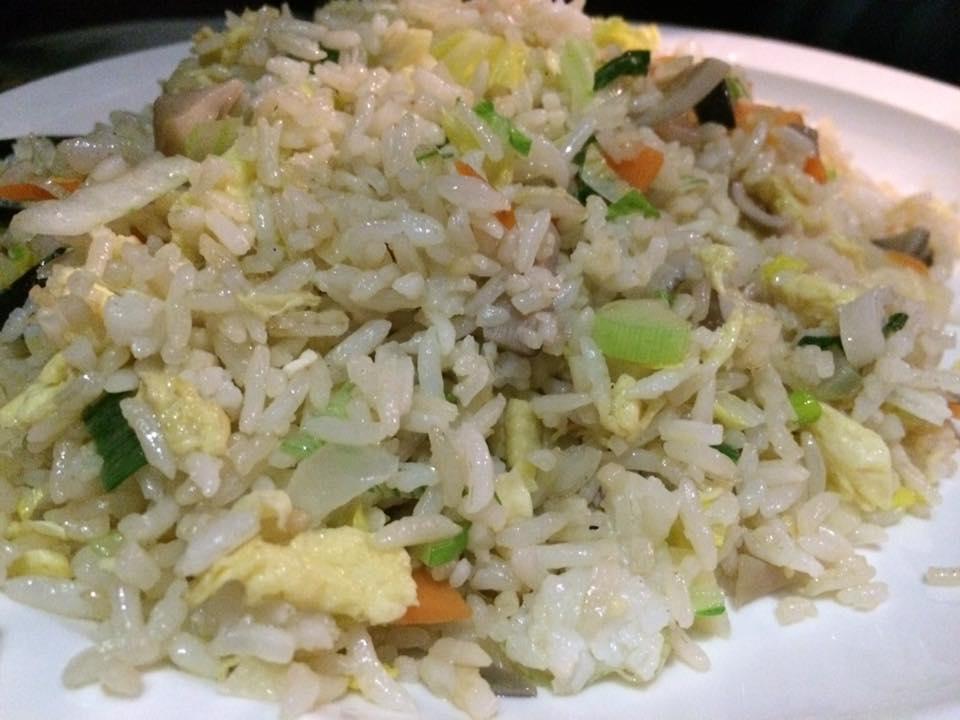Beijing Dumpling, riso fritto con uova