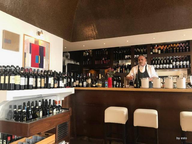 Bianca Zita Furore il bar vineria