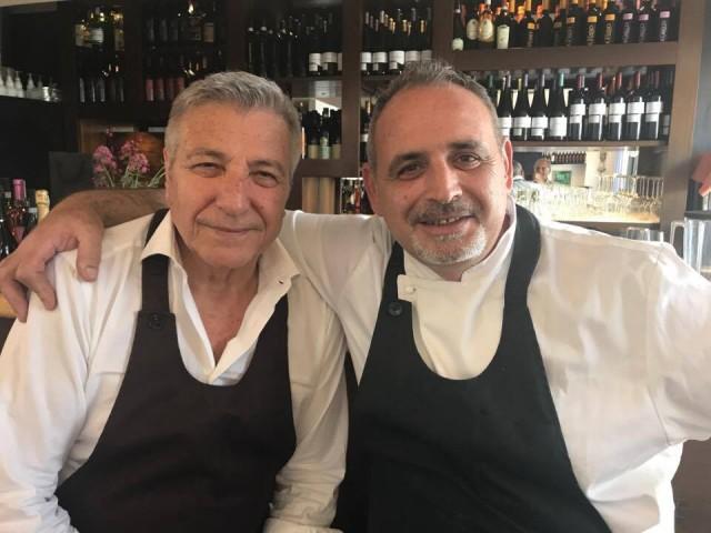Bianca Zita Mario Di Bello e Vito Di Pirro