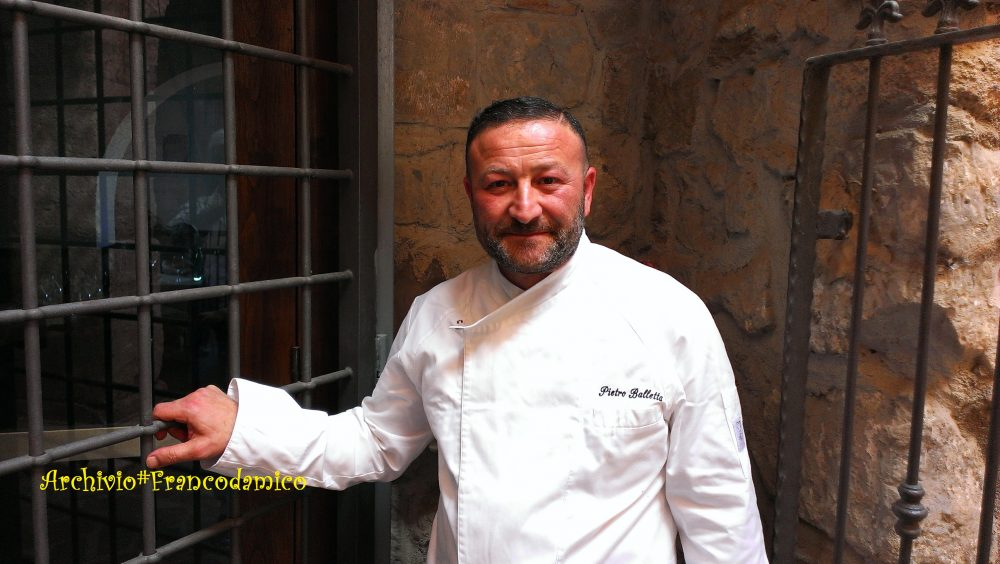 Locanda De Foris, Pietro Balletta