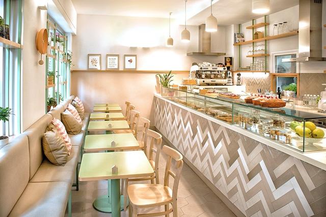Cafe' Merenda - Foto del locale - Ph. Agnese Gambini